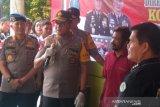 Polisi amankan 10 kg sabu-sabu jaringan internasional