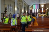 Kapolda: Pengamanan gereja prioritas ditempatkan penembak jitu