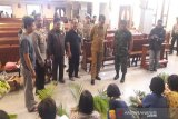 FKPD Temanggung  pantau kesiapan pengamanan Natal