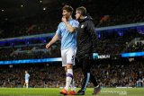 Man City main ke Wolverhampton tanpa Stones dan David Villa