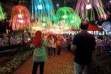Daya tarik baru wisata alternatif Jakarta, Festival of Light Taman Waduk Ria Rio