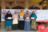 ACT bagikan 500 porsi makanan pada warga  Balongtunjung