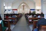 Umat Katolik diminta sampaikan pesan persaudaraan dan kegembiraan Natal