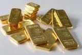 Harga emas ditutup di atas 1.500 dolar