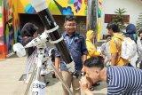 Indonesia kembali melihat gerhana matahari lagi pada 2023
