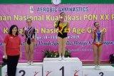 Latifa pesenam aerobik Lampung lolos ke PON
