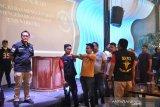 Polda dan BNNP Lampung razia tempat hiburan malam