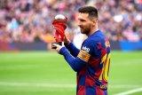 Rekor dan capaian yang diraih Lionel Messi tahun 2020