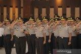 Sepanjang 2019, personel Polri bertambah 27.012 orang