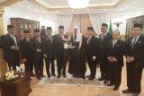 MPR: Liga Muslim Dunia dukung sikap beragama yang moderat