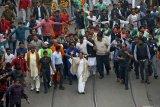 India merayakan Tahun Baru dengan aksi protes UU kewarganegaraan