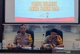 Kapolresta:  Jumlah kejahatan di Banyumas pada  tahun 2019 meningkat