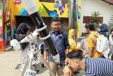 Indonesia akan melihat gerhana matahari lagi pada tahun 2023