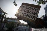 Indonesia bisa berperan aktif penengah konflik China-etnis Uighur