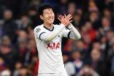 Pelatih Mourinho  pastikan Spurs banding atas kartu merah Son