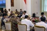 Presiden: Buka draf Omnibus Law ke publik