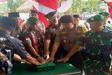 Pangdam Tanjung Pura resmikan Kodim 1017 di Lamandau