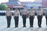 Sebanyak 993 personel Polda Kalsel naik pangkat