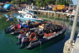 Bakamla Zona Maritim Tengah dapat tambahan tiga kapal patroli enis RHIB