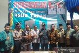 Gedung IGD RSUD Tapan Terbaik se-Sumatera Barat