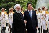 Jepang kirim kapal perang ke Timur Tengah, untuk lindungi kapal barang