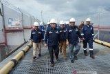 SKK Migas pastikan kesiapan lifting akhir tahun di terminal Dumai