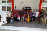 Peringatan HUT ke-82 Antara bersama anak panti asuhan di Makassar