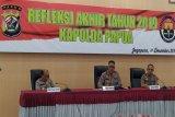 Sepanjang 2019, sebanyak 10 anggota TNI-Polri gugur dalam kontak tembak dengan KKB