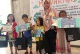 ACT mengedukasi anak-anak  lewat lomba mewarnai
