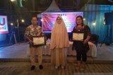 Refleksi akhir tahun, KPU Kendari berbagi penghargaan