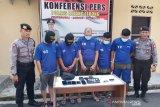 Kasus penyalahgunaan narkoba di Rejang Lebong alami penurunan