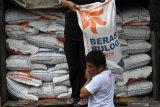Stok beras di Sumsel - Babel capai 40.000 ton