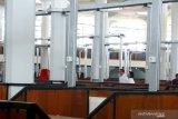 Presiden ke Pasar Djohar, Semarang tinjau progres pembangunan