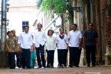 Jokowi minta Kota Lama diisi kegiatan industri kreatif