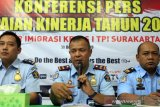Sepanjang 2019, Imigrasi Surakarta deportasi sembilan WNA