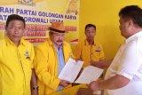 Aptripel Tumimomor daftarkan diri sebagai calon bupati Morut ke Partai Golkar