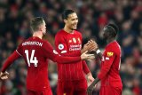 Van Dijk sebut kesabaran jadi kunci kemenangan Liverpool atas Wolves