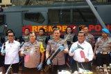 Polda Lampung ungkap pelaku pembuat senjata rakitan