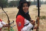 Dara manis Siak ini sabet dua emas di Turnamen Memanah di Payakumbuh