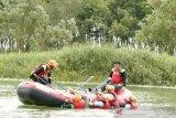 ACT Sumsel latih relawan selamatkan korban bencana di dalam air