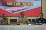 Angka kriminalitas di  Kota Magelang turun