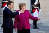 Presiden Prancis dan Kanselir Jerman sambut baik pertukaran tahanan di Ukraina