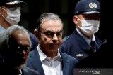 Mantan bos Nissan Carlos Ghosn 'melarikan diri' dari Jepang ke Lebanon
