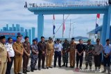 Bupati Natuna resmikan pelabuhan senilai Rp4,371 miliar