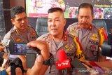 1.574 personel Polda Kalteng diterjunkan amankan malam pergantian tahun