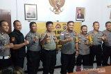 Polres Sangihe kerahkan 75 personel amankan perayaan malam tahun baru