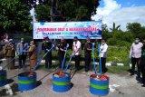 BBPOM Makassar musnahkan ribuan obat dan makanan ilegal senilai Rp1,4 miliar