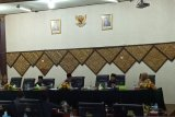 DPRD Padang gelar paripurna penutupan masa sidang tiga tahun 2019
