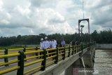 Presiden Jokowi belum dapat pastikan rencana peresmian Bandara BIY