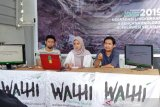 Walhi melansir data 1,03 juta penduduk Sulsel terdampak bencana ekologis